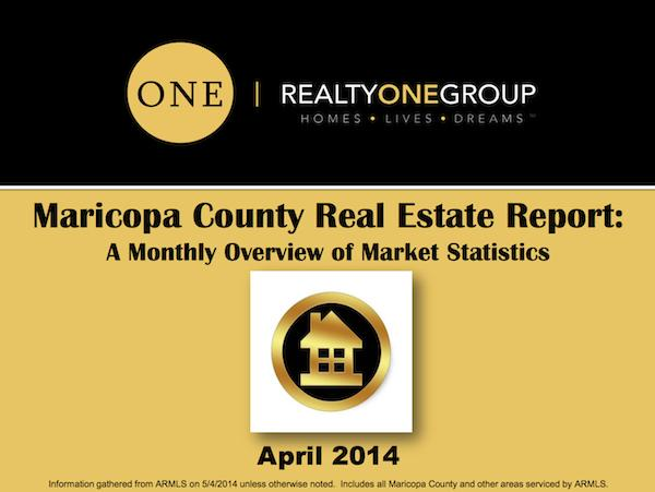 real estate market update for greater phoenix area