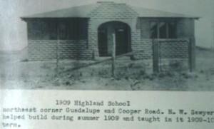 Original Gilbert School